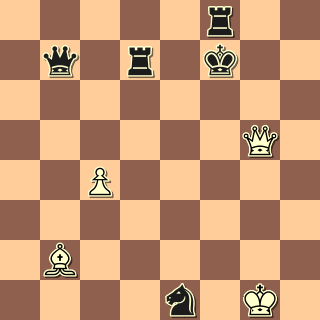 Quick checkmate!